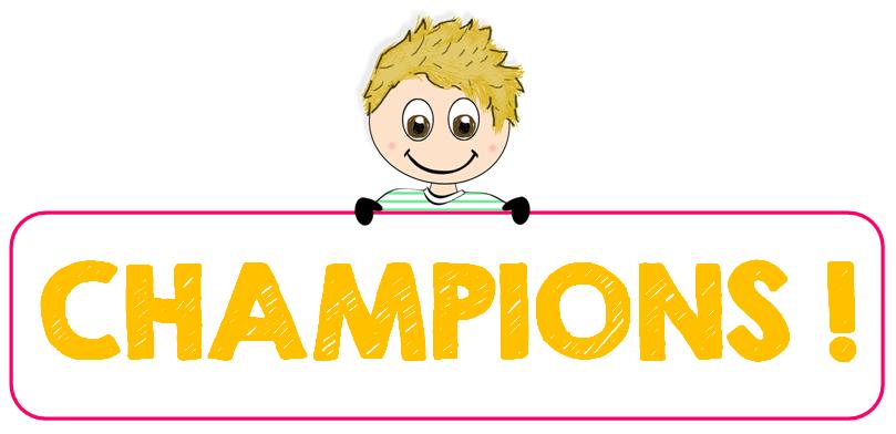 Guide pour se corriger : le code champions