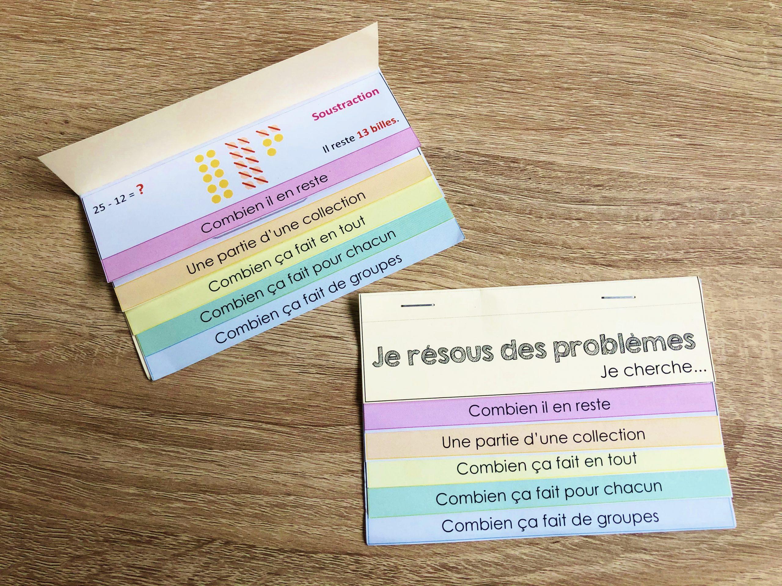 Outil élève : Un guide pour résoudre des problèmes !