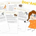 Lecture compréhension : les Doc'Animaux !