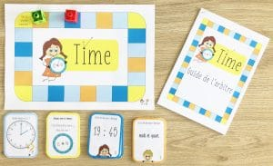 Read more about the article Time : c'est l'heure d'apprendre en jouant !
