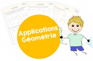 Fiches d'application – Géométrie – Cycle 2