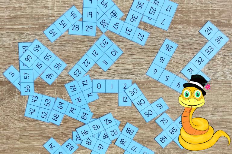 Puzzle – Château de nombres !