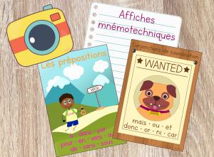 Read more about the article Affiches mnémotechniques pour retenir facilement !