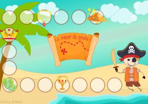 Read more about the article Atelier Futur 3e groupe – Le trésor du pirate !