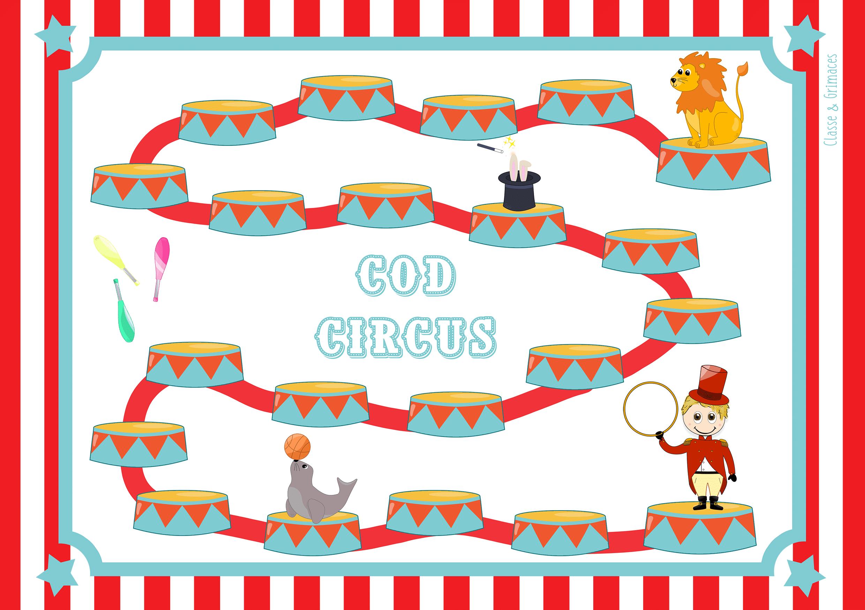 Atelier grammaire : COD Circus !