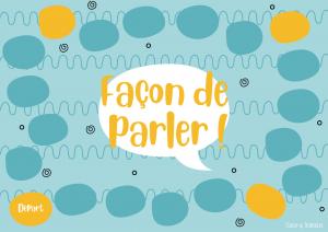 Read more about the article Atelier sens propre / sens figuré – Façon de parler