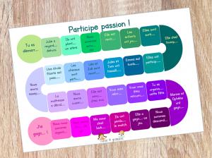 Participe Passion ! Un atelier sur l'accord du participe passé